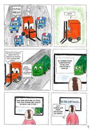 LUBI em: óleos no cais